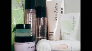~Daily Skincare Routine ~🌹Mary Kay 🌹 日常保养步奏