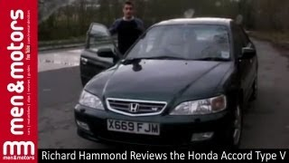 Richard Hammond Reviews the Honda Accord Type V (2001)