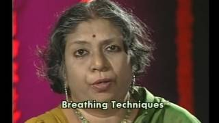 Guidelines to students | Breathing Techniques in Carnatic Vocal Singing