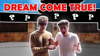 I BOUGHT MY BROTHER HIS DREAM HOUSE (emotional)