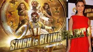 Singh Is Bling (2015) Trailer Launch Event | Akshay Kumar, Amy Jackson, Lara Dutta | Part 1