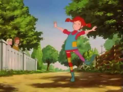 Pippi Langstrumpf animacja cz. 1
