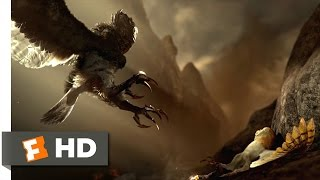 Legend of the Guardians (2010) - The Death of Metal Beak Scene (10/10) | Movieclips