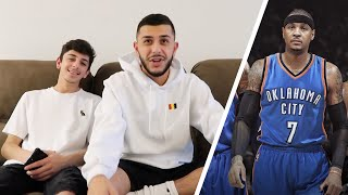 Can OKC beat the WARRIORS?! Westbrook & PG leaving?