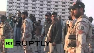 Taliban explosion kills Karachi police chief