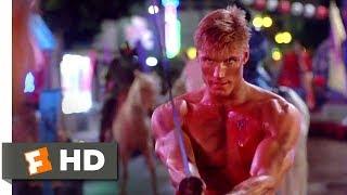 Showdown in Little Tokyo (1991) - Kick His Ass, Samurai Scene (8/8) | Movieclips