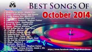 Download Hot Songs Of October 2014 | Best Songs Of Octorber 2014 - English Playlist 3Gp Mp4