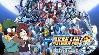 Best Friends Play Super Robot Wars OG: The Moon Dwellers