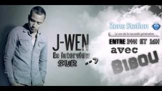 J-Wen en interview sur ZoneStation