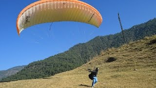 Best paragliding course  Bir Billing India