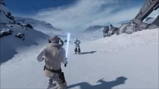 Battlefront vs The Force Unleashed || Combat-Moves