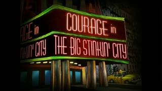 Courage the Cowardly Dog OST - Courage in the Big Stinkin' City Chase theme