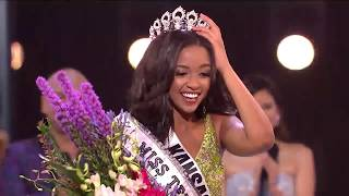 Miss Teen USA 2018 Hailey Colborn Crowning Moment