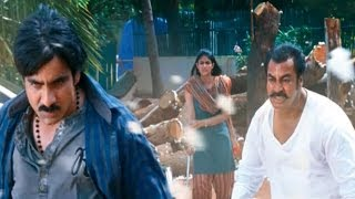 Raviteja Nippu Movie Superb Action Scene..