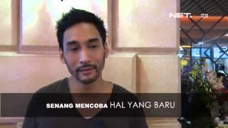Entertainment News - Restu Sinaga antara akting dan modeling