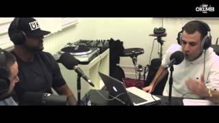Interview de Booba sur OKLM Radio