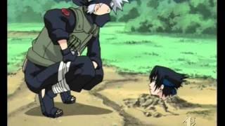 (AMV) Naruto  - Kakashi - Linkin Park - Lying from you