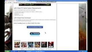 Cara Download Left 4 Dead Free PC