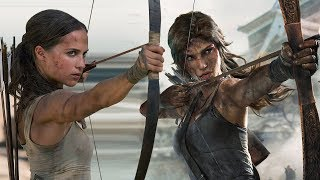 Tomb Raider: 7 Biggest Differences Between the Games and New Movie