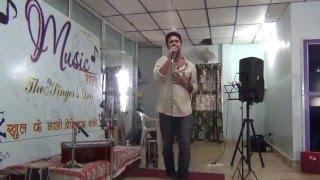 Music Shala - 7th workshop - ore piya by Nilay Sharma (Lucky)