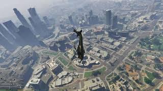 Grand Theft Auto V Handling Corruptions [Dailymotion reupload]