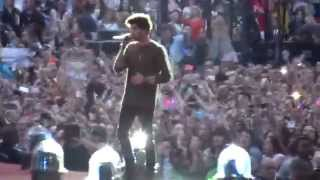 One Direction - Live While We're Young - 7 June 14 HD Wembley Stadium