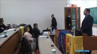 ACADÉMIE DE LA LANGUE KABYLE, MAK-Anavad, M. Karim Achab, Conférence 6 nov 2016, Ottawa, Canada