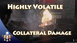 The Order 1886 - Collateral Damage & Highly Volatile Dual Trophy Guides