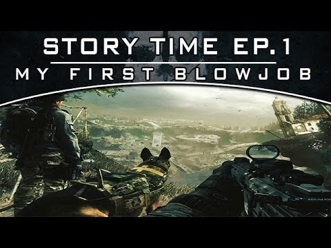 Xxx Mp4 Episode 1 Of Story My First Blowjob With Call Of Duty Live Commentary Gameplay 3gp Sex
