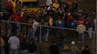 Riverside Speedway Fight