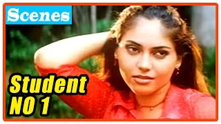 Student No 1 Tamil Movie | Scenes | Yugendran changes himself for love | Sibi follows Nassar