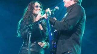 Sharon den Adel & John Miles - Stairway To Heaven @ Night Of The Proms (29.10.2009)