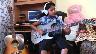 mannat song from movie daawat-e-ishq guitar cover by rio