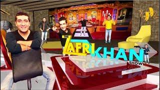 The Zafri Khan Show - Eid Special Show- Episode - 2 (part 1) - Zafri Khan ZkP