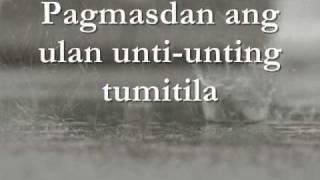 Tuwing Umuulan ni Regine Velasquez