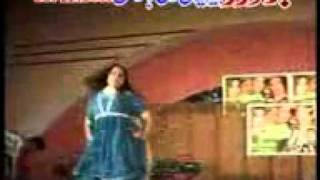NADIA GUL pashto dancer  with jehaghir khan in doubai show