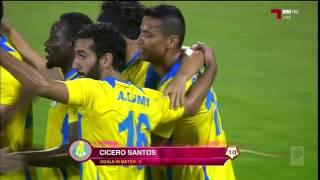 اهداف دوري نجوم قطر 2014/2015: الغرافة 7 - 0 الشمال