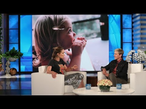 Olivia Wilde s Kids Think Ellen Is Their Real Mom