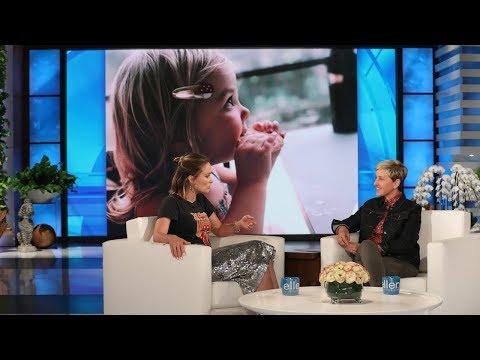 Xxx Mp4 Olivia Wilde39s Kids Think Ellen Is Their Real Mom 3gp Sex