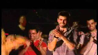 Shakira pone a bailar al campeón en Barcelona
