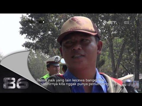 86 Aksi Pengejaran Bus Ugal-ugalan di Madiun - Iptu Bambang