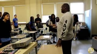 Teacher Appreciation Week - Brandon Smith, Proviso East Senior