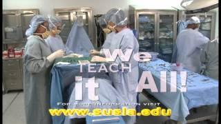 SUSLA Sterile Processing Technician Program