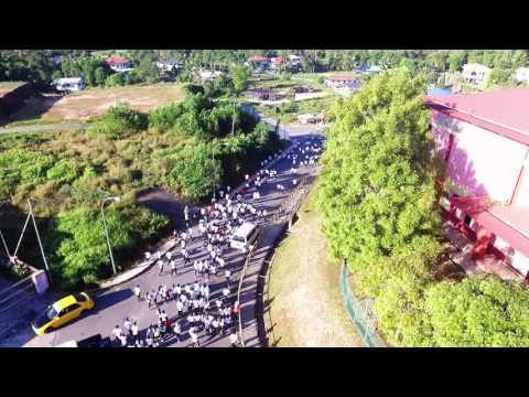Merentas Desa SMK Limbanak 2016