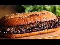 Giant BBQ Rib Sandwich to Feed a Crowd