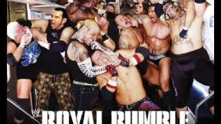 WWE Royal Rumble-Let it Rock (Official Theme Song)