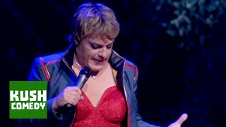 Breast Envy - Eddie Izzard: Live From Wembley