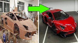 5 سيارات خارقة لن تصدق أنه تم تصنيعها منزلياً ..؟!