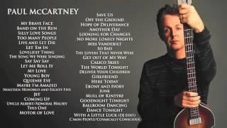 Paul McCartney - The Best of Paul McCartney - 43 Great Songs (1970-2013)