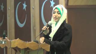 javeria saleem - mahfile naat in amsterdam- nov.2015